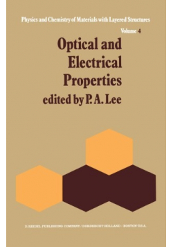 Optical and Electrical Properties