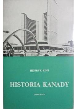 Historia Kanady