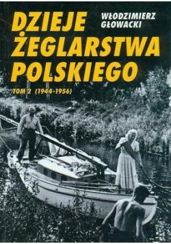 Dzieje Żeglarstwa Polskiego Tom 2