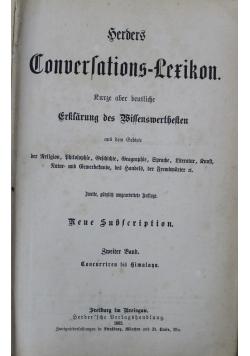 Herders konoerlations lerikon  tom 2 1882 r.
