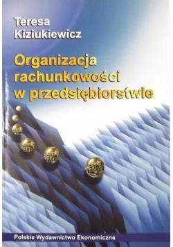 Organizacja rachunkowości w przedsiębiorstwie