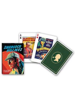 Karty do gry Sherlock Holmes