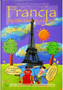 Francja przewodnik dla dzieci