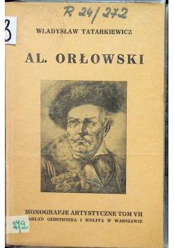 Aleksander Orłowski 1926 r