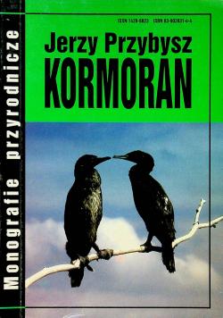 Kormoran Monografie przyrodnicze