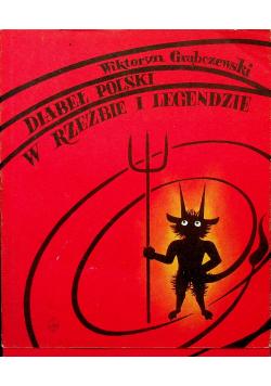 Diabeł polski w rzeźbie i legendzie