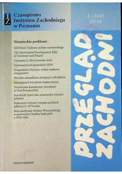 Czasopismo Instytutu Zachodniego w Poznaniu