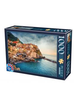 Puzzle 1000 Włochy, Cingue Terra-Manarola
