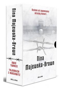 Pakiet: Dwie twarze/ Tajemnica z Auschwitz