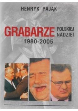 Grabarze polskiej nadziei 1980 2005