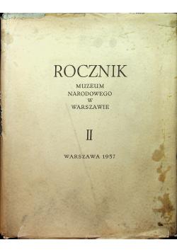 Rocznik Muzeum Narodowego w Warszawie 2