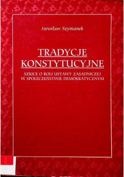 Tradycje konstytucyjne