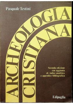 Archeologia Cristiana
