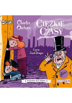 Charles Dickens T.8 Ciężkie czasy audiobook