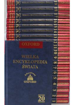 Wielka Encyklopedia Świata 20 tomów