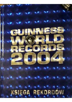 Guinness world records 2004