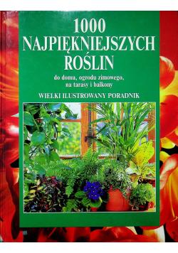 1000 najpiękniejszych roślin
