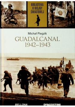 Guadalcanal 1942 1943