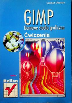 Gimp domowe studio graficzne Ćwiczenia