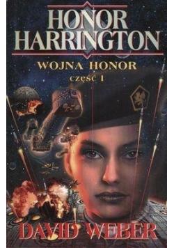 Honor Harrington Wojna Honor Cz 1