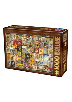 Puzzle 1000 Rowery