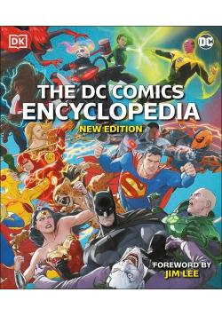 The DC Comics Encyclopedia New Edition