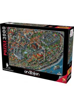 Puzzle 3000 Turcja, Istambuł