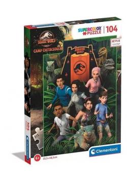 Puzzle 104 Jurassic World