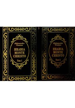 Hrabia Monte Christo 2 tomy