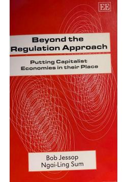 Beyond the regulation approach