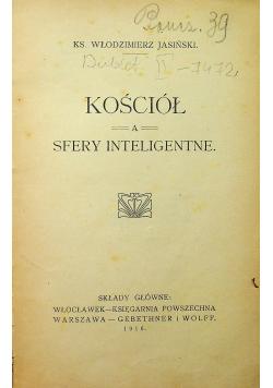 Kościół a sfery inteligentne 1916 r