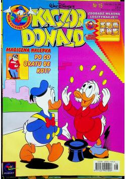 Kaczor Donald nr 15