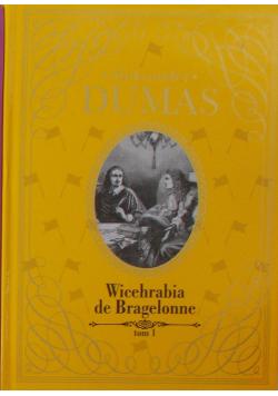 Wicehrabia de Bragelonne tom 1