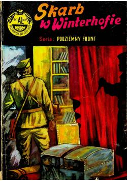 Skarb w Winterhofie wydanie I 1969r