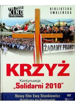 Krzyż DVD nowa