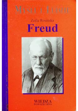 Myśli i ludzie Freud