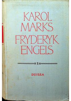 Marks Dzieła tom 1