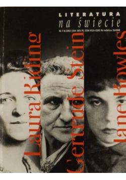Literatura na świecie 4 5