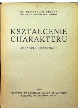 Kształcenie charakteru 1946 r