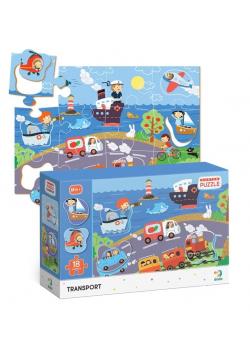 Puzzle 18 Transport