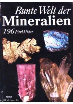 Bunte welt der Mineralien