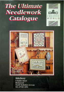 The Ultimate Needlework Catalogue