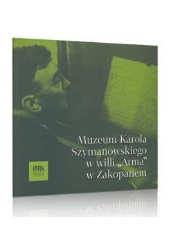 """Muzeum Karola Szymanowskiego w willi """"Atma""""..."""