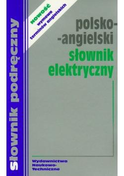 Słownik podręczny polsko angielski słownik elektryczny