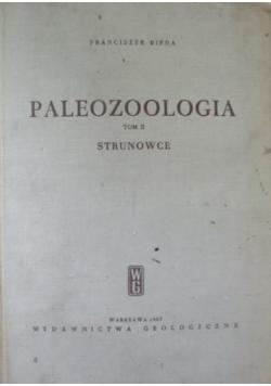 Paleozoologia. Tom II