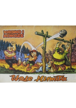 Kajko i Kokosz Woje Mirmiła