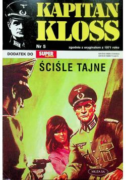 Kapitan Kloss nr 5