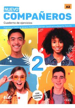 Nuevo Companeros 2 Cuaderno de ejercicios