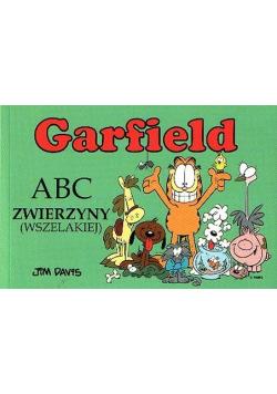 Garfield ABC zwierzyny