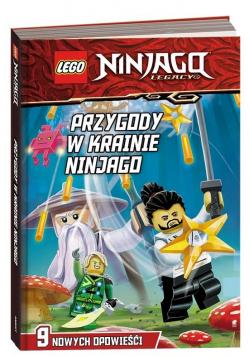 LEGO(R) NINAJGO(R). Przygody w krainie Ninjago